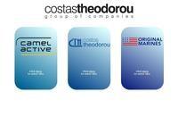 Costas Theodorou Ltd Website Screenshot