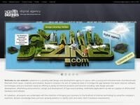 Web & Graphic Business Solutions Website Screenshot