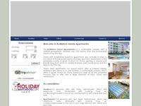 Kokkinos Hotel Apartments Website Screenshot