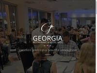 Georgia Apartments Website Screenshot