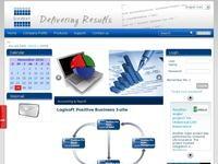 Logisoft Computer Systems Website Screenshot