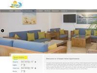 Trizas Website Screenshot