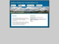 Stelios Stefanous Constructions Website Screenshot
