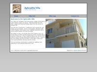 Fyti Traditional Villas Website Screenshot