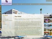 Damon Apartments Website Screenshot