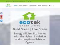 SPA Building Systems Ltd Website Screenshot