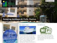 Mariela Hotel Apts Website Screenshot