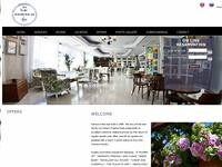 Nereus Hotel Website Screenshot